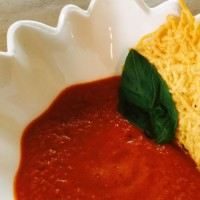 Recipe for Tomato Basil Soup