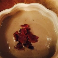 Recipe for Creamy Mushroom Bisque