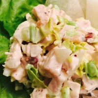 Recipe for Keto chicken Salad
