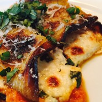 Recipe for Eggplant Involtini