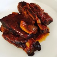 Recipe for Braised Short Ribs