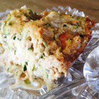 Recipe for Zucchini Bake