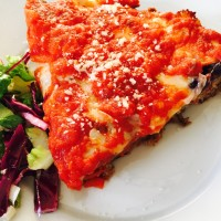 Recipe for Chicago Style Deep Dish Pizza