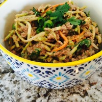 Recipe for Beefy Thai